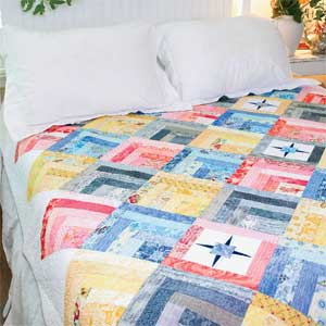 "Photo of quilt design ""Follow Your Dreams"""