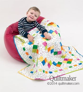 "Image of quilt pattern ""Sprinkles"""